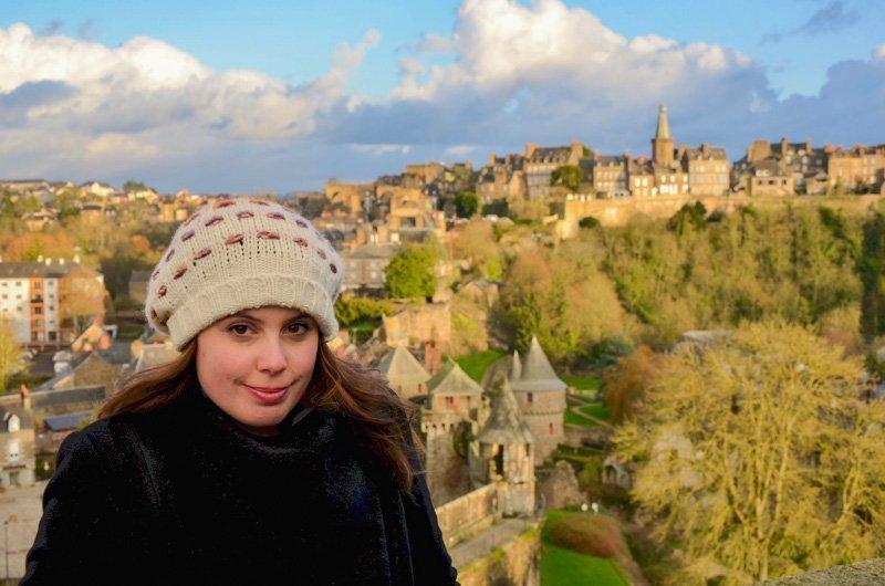 Visitare il castello di Fougères
