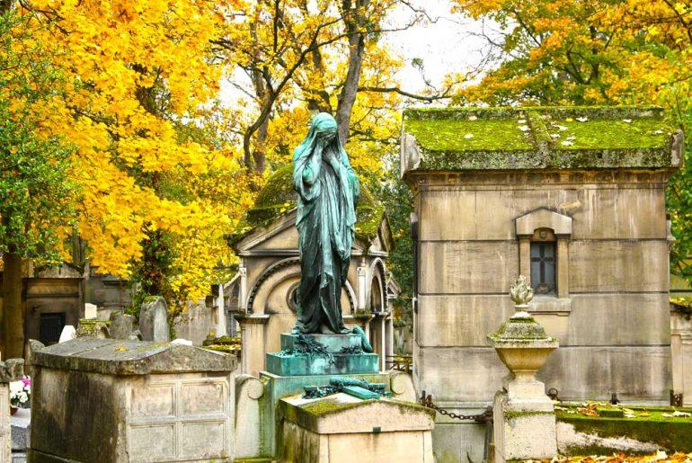 cimitero père lachaise parigi