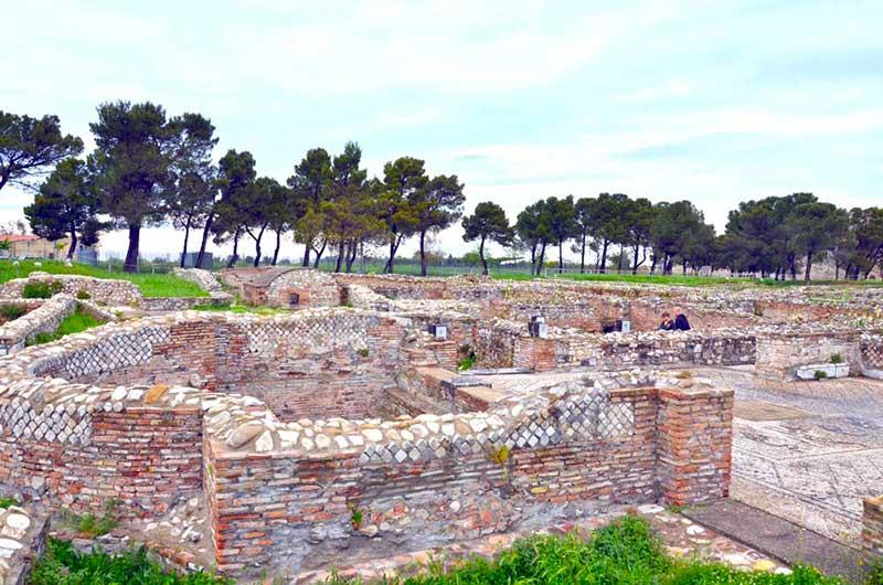 area archeologica di venosa