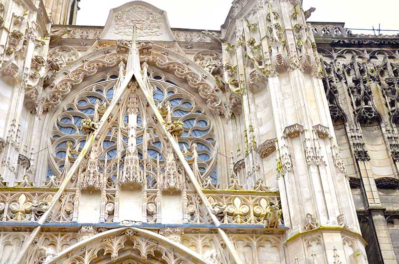 cattedrale facciata