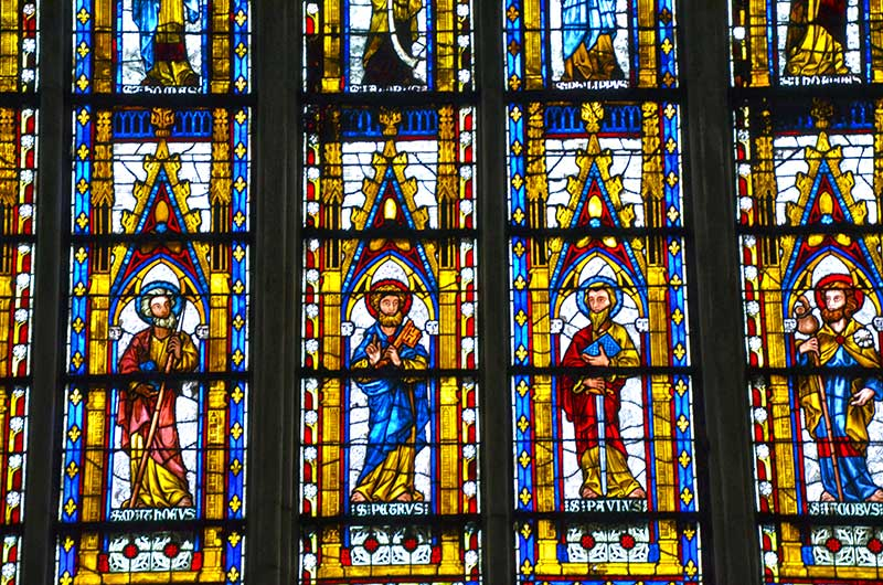 cattedrale vetrate