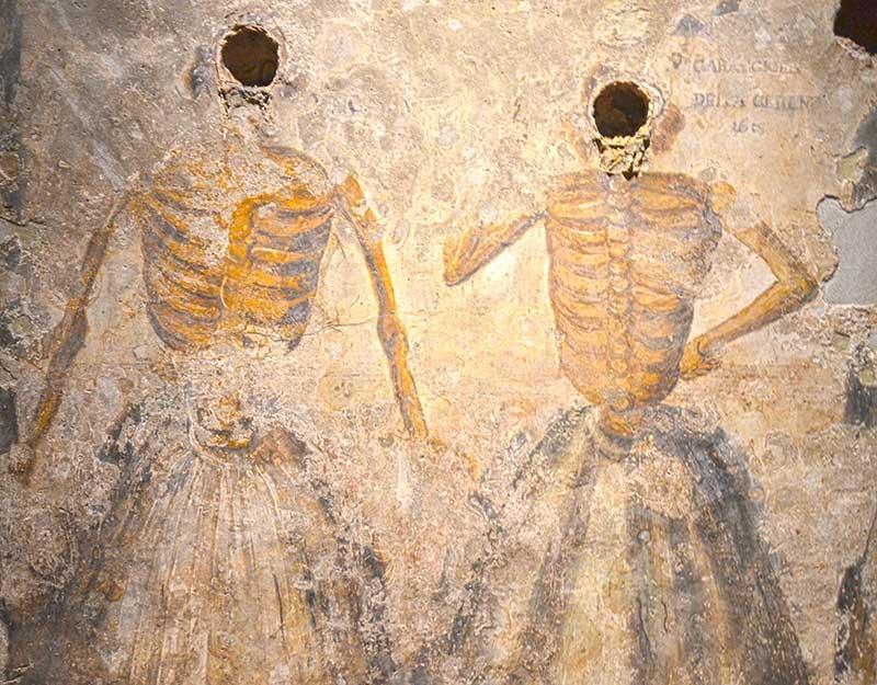 napoli-catacombe san gudioso