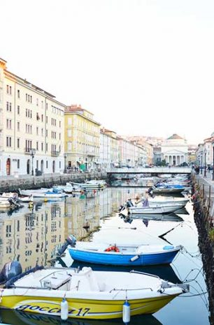 Ecco perché sono stata a Trieste e Lubiana: un viaggio molto speciale