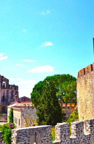 Destino Tomar: visitare Tomar e uno dei castelli templari più belli d'Europa