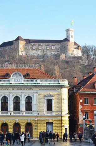 L'incredibile castello di Lubiana e altre 5 cose interessanti che puoi fare nella capitale della Slovenia