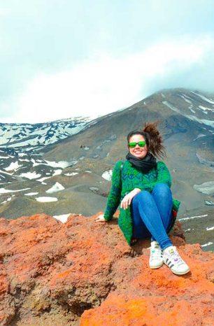 Salire sull'Etna con un amico lontano: un'esperienza indimenticabile