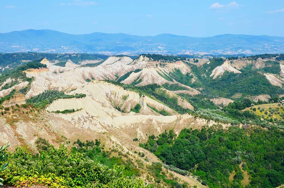 Visitare Civita di Bagnoregio