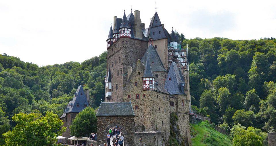 Burg Eltz, un castello da fiaba