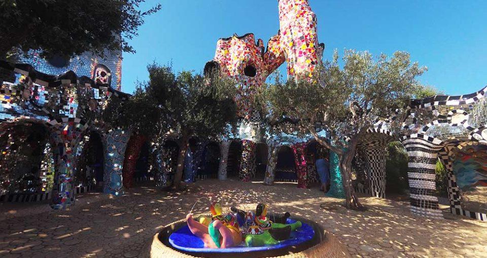 Visitare il giardino dei tarocchi di Niki de Saint Phalle: informazioni pratiche
