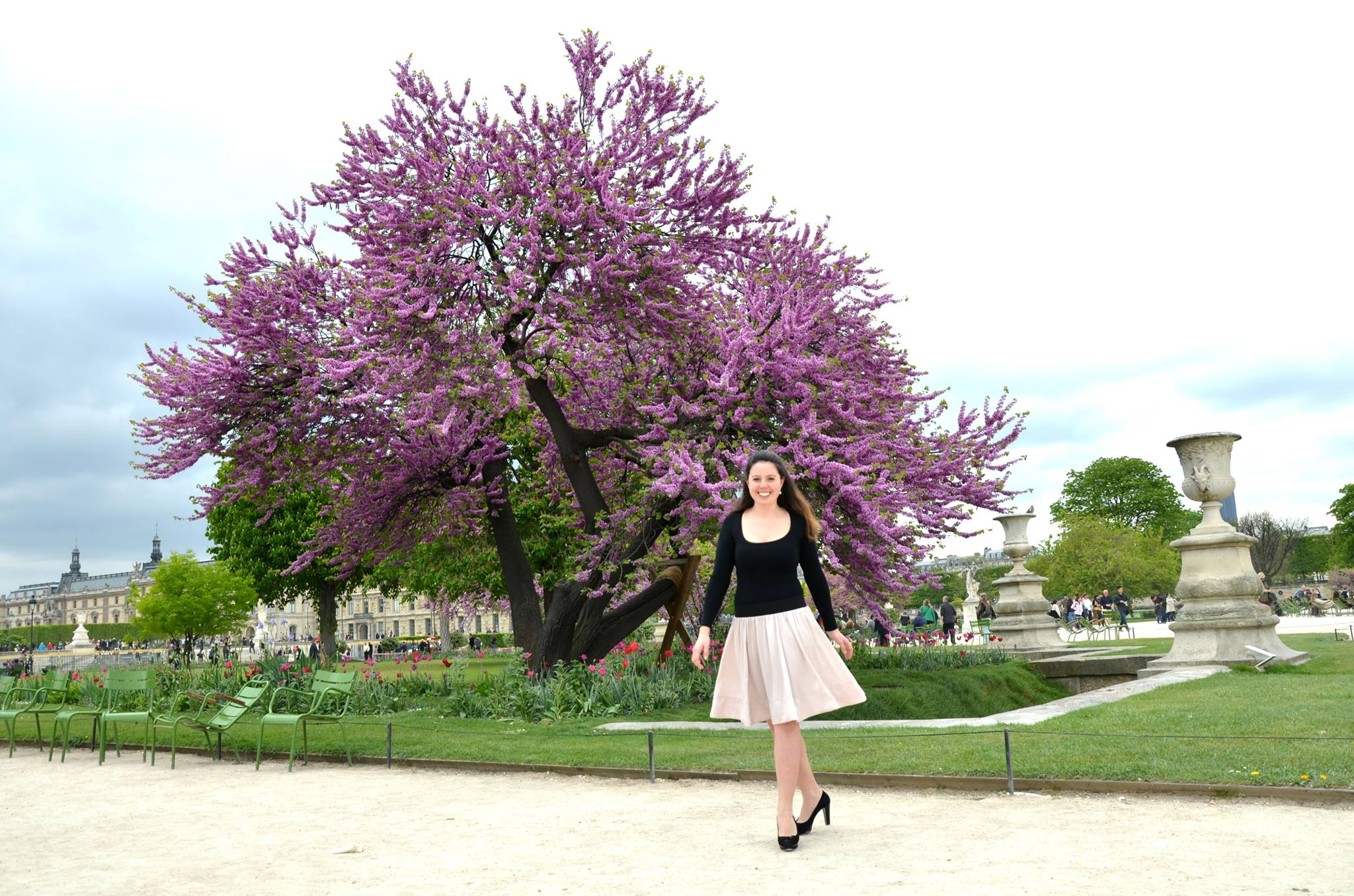 vivere all'estero albero Parigi