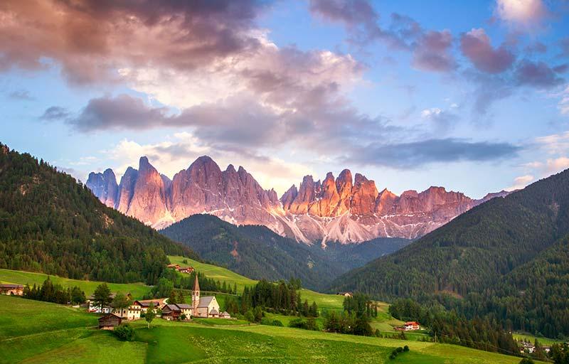 Le attività più belle da fare tra le montagne del trentino e nei suoi bellissimi borghi
