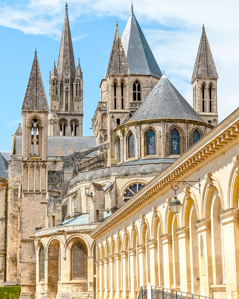 Abbazia degli uomini a Caen
